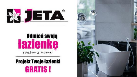 Zrób Zakupy W Jeta A Projekt łazienki Otrzymasz Gratis
