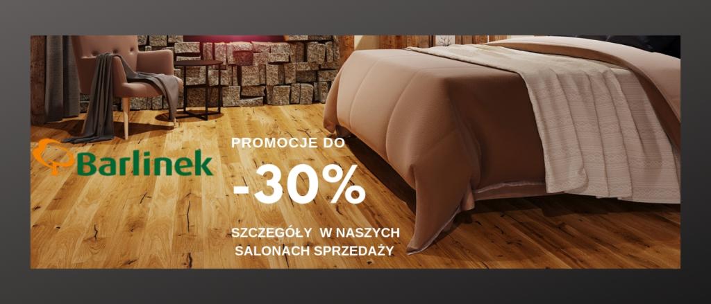promocja produktów barlinek w salonie romax w parku handlowym marywilska 44